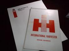 TWO INTERNATIONAL HARVESTER ADV