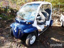 GLOBAL ELECTRIC MOTOR CAR E285