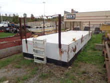 """(BARGE-012) 8'3""""x24' Work Barge"""