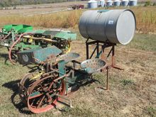 MECHANICAL 1 ROW TRANSPLANTER
