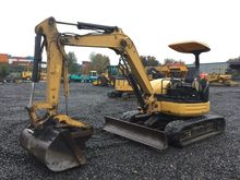 2001 Caterpillar 304C Hydraulic