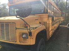 2002 GMC B7000 Bus, VIN # 1GDM7
