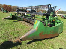 John Deere 216 Bean Head