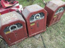 LOT OF LINCOLN ELECTRIC WEILDER