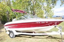 1995 SEA RAY 180 4.3L ALPHA ONE
