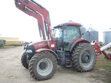 2009 CIH Puma 155