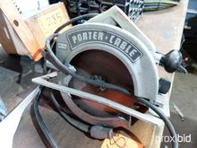 PORTER CABLE SAW