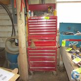 Stack-On 17-drawer rolling tool