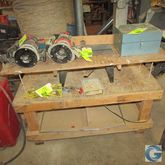 Wood router table w/Skil 1835 p