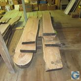 Live edge Coffee Tree planks of