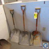 Scoop shovels