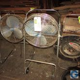 Patton high velocity fan
