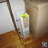 Radel oil space heater