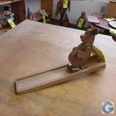 Wood rocker/walker toys - Bears