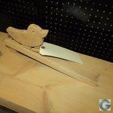 Wood rocker/walker toys - Duck