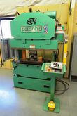 Piranha 25-Ton CNC Power Press
