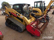 2008 Caterpillar 297C Cat Fores
