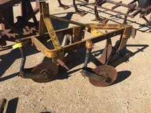 3pt Two Moldboard Plow