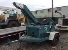 2002 Wood Chuck W/C-12A Chipper
