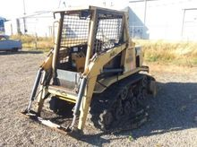 ASV MD70 Crawler Skid Steer Loa