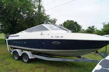 23ft Maxum Bowrider Boat