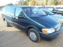 1999 Chev Venture Minivan