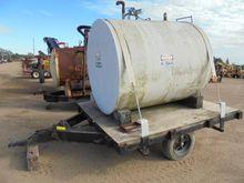 Towable Diesel Tank with pump