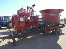 Farmhand 6650 Diesel Towable Tu