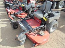 Gravely 160Z 60 inch Ride on Mo