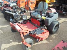 Gravely 252Z 60 inch Ride on Mo