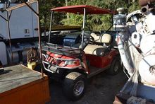 RT GOLF CART . Rear Seat, Gas E