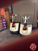 Crown Electric Pallet Jacks