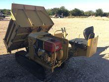 Yanmar YFW10 Dump Buggy
