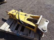 BTI BT1000 Hydraulic Breaker At