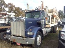 1979 W900S Kenworth Cab & Chass