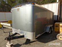 CONTINENTAL 16FT. CARGO TRAILER