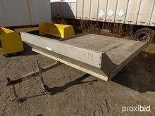 2-MACHINE SNOWMOBILE TRAILER SN
