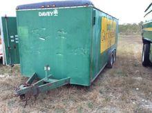 1993 Crahe T/A Enclosed Cargo T