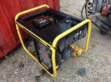 Wacker GS 9.7V generator s/n 51