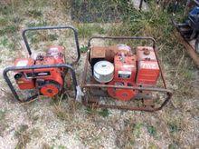 (2) gas generators(condition )