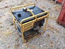 Wacker GS 6.5V generator s/n 71