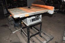 """Powerline 10"""" Table Saw"""