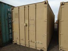20' Steel Storage Container