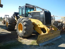 2005 CATERPILLAR 545 GRAPPLE SK