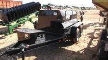Lamar 500 fuel trailer