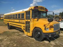 2001 Thomas Built School Bus Fr