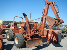 DITCH WITCH 6510 COMBO TRENCHER