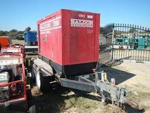 BALDOR TS80 GENERATOR, 8280 hrs