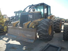 CATERPILLAR 525 GRAPPLE SKIDDER