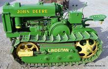 1947 John Deere Lindeman crawle